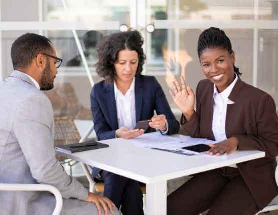 Online entrepreneur training